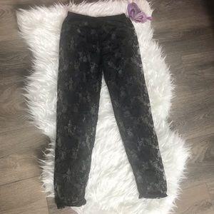 Pants - Sexy Lace legging